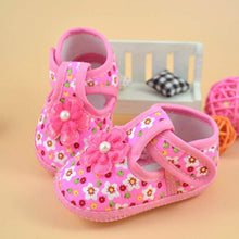 Baby Shoes Baby Flower Boots Soft Crib Shoes for Girls Children Footwear Baby Girl First Walker Shoes Best seller