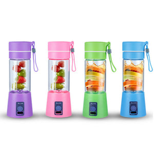 USB Juicer - Milkshake & Smoothie Maker
