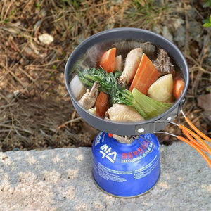 Outdoor Camping Cooking Set