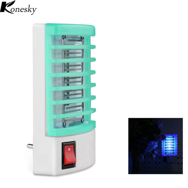 Electric Mosquito Repellent Night Light Zapper