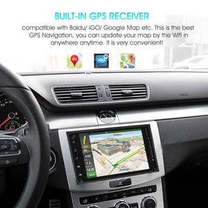 Bluetooth Navigation Car Stereo Player