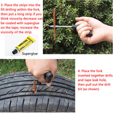 Auto Tire Repair Kit
