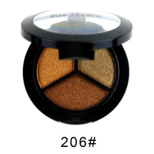3 Color Eye Shadow