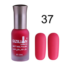 12ml Matte Dull Nail Polish