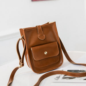 Fashion Women Leather Cross body Bag