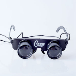 Head-mounted Telescope Glasses