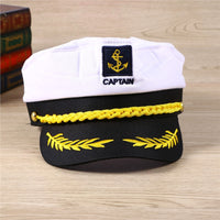 Captain Ship Cap