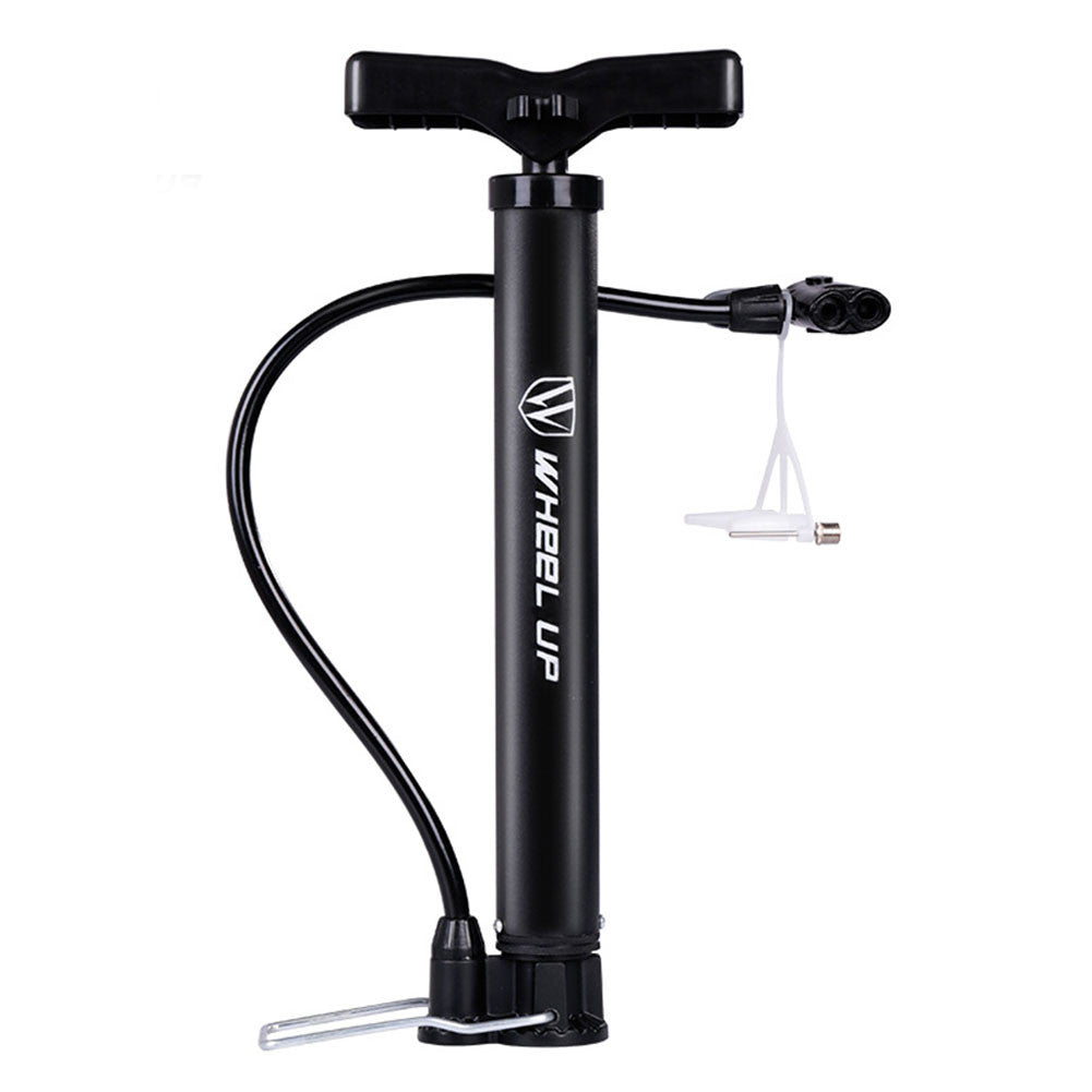 Portable 120 Psi High Pressure Bicycle Bike Motorcycle Air Pump Family Inflator