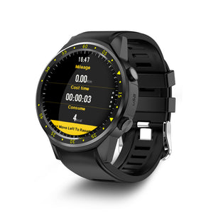 F1 Touchscreen GPS Sport Smartwatch