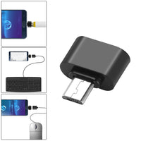 Mini OTG Cable USB Adapter Micro USB to USB Converter
