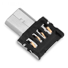 Mini USB Flash Disk U Disk Micro USB Male to USB Female OTG Adapter Converter For Android Tablet Phone