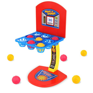 Creative Desktop Game Mini Basketball Shooting Game Educational Toy