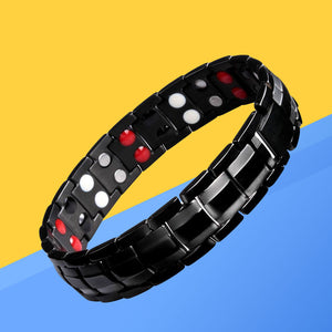Men's Magnetic Therapy Bracelet