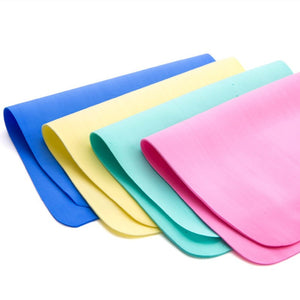 30cm * 20cm Multifunction Kitchen Cleaning Towel Car Wash Towel Dry Hair Towel