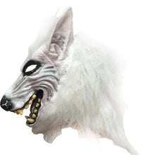 Halloween Wolf Head Mask