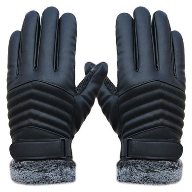 Men Thermal Winter Gloves