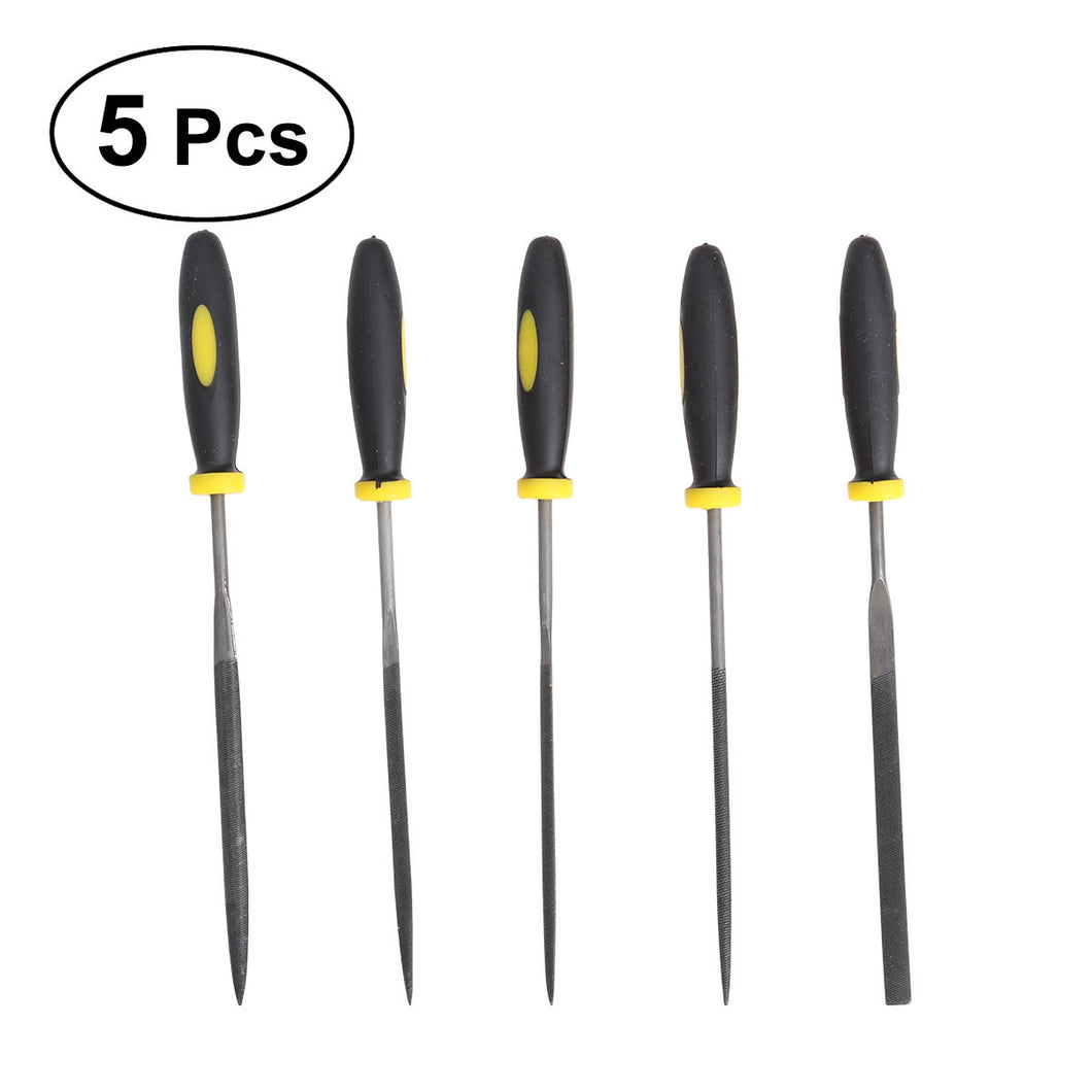 5 in 1 Wood File Set