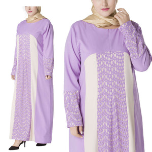 Middle Eastern Muslim Gown