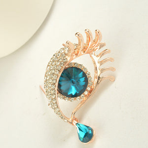 Rhinestone Brooch for Women