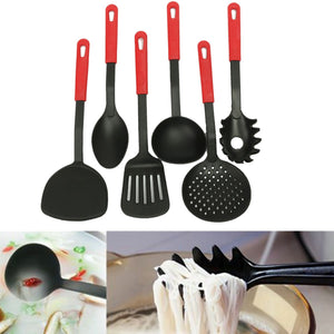 6pcs Nylon Kitchen Tool Set
