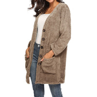 Womens Woolen Jacket