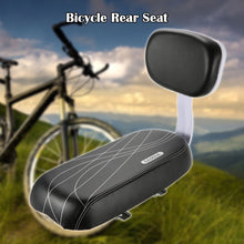 Bicycle Back Seat Rest