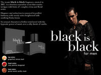 BLACK IS BLACK Cologne