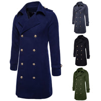 Men's Woolen Coat