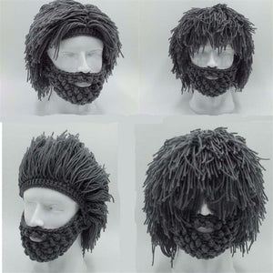 Handmade Knitted Men Winter Hats