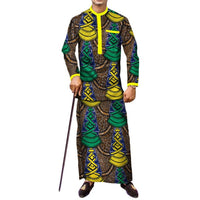 2 Piece Dashiki Set/Men