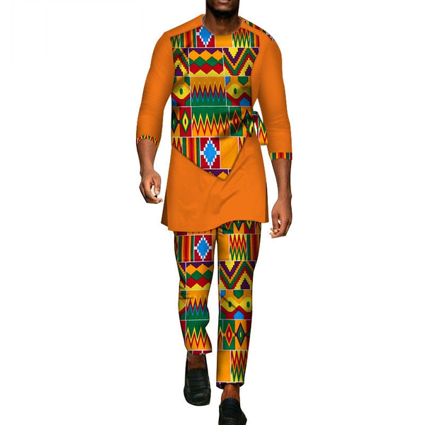 Men's Dashiki Set