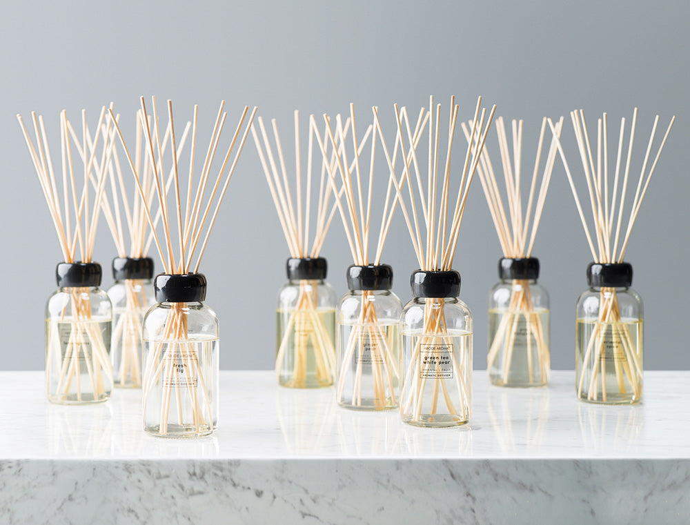 Apsley Reed Diffusers Independently proven to last between 30% to 300% longer then International Competitors