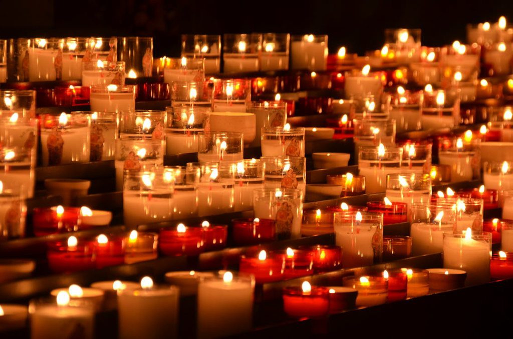 A Timeline on the History of Candles