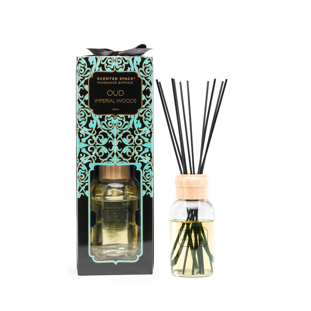 Oud Imperial Woods 200ml Diffuser - Apsley Australia