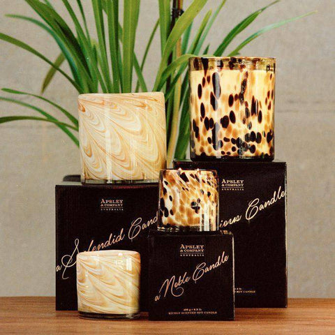 Image of Vesuvius 400g Luxury Candle