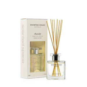 Lime Leaves 100ml Reed Diffuser