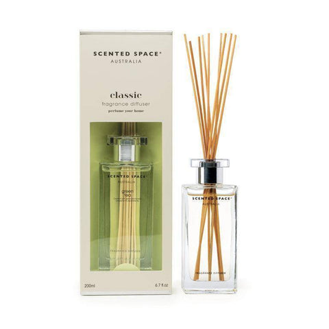 Image of Green Tea 200ml Reed Diffuser - Apsley Australia