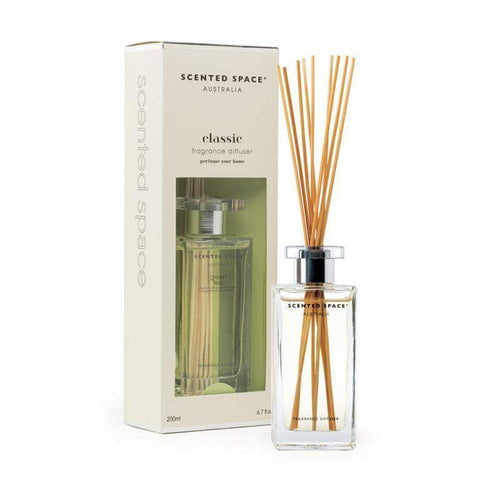 Green Tea 200ml Reed Diffuser - Apsley Australia