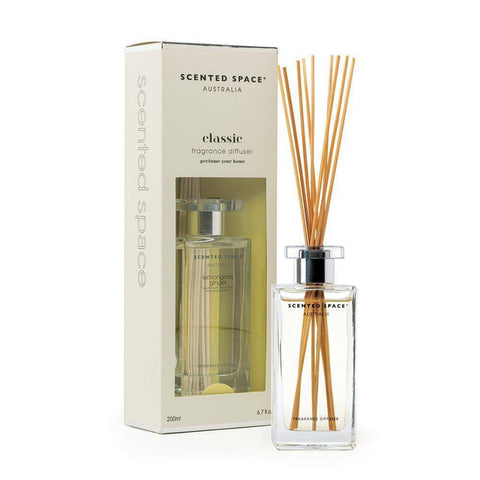 Image of Lemongrass Ginger 200ml Reed Diffuser - Apsley Australia