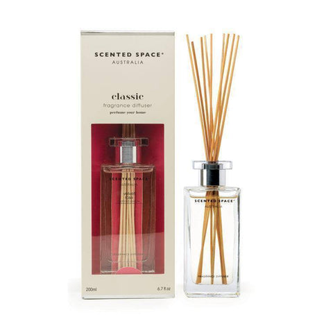 Image of Velvet Rose 200ml Reed Diffuser