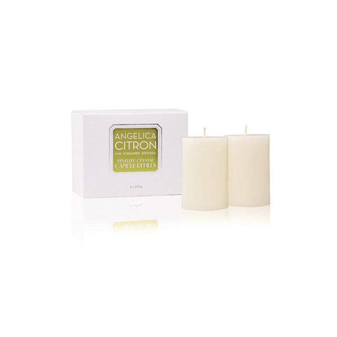 Image of Angelica Citron 220g Candle Refill - Apsley Australia