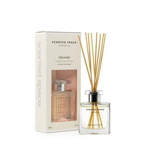 White Lily 100ml Reed Diffuser - Apsley Australia