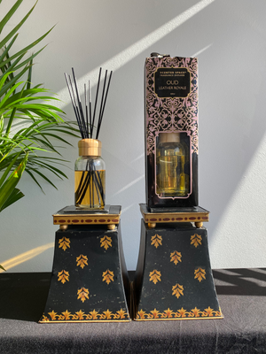 Oud Leather Royale 200ml Diffuser