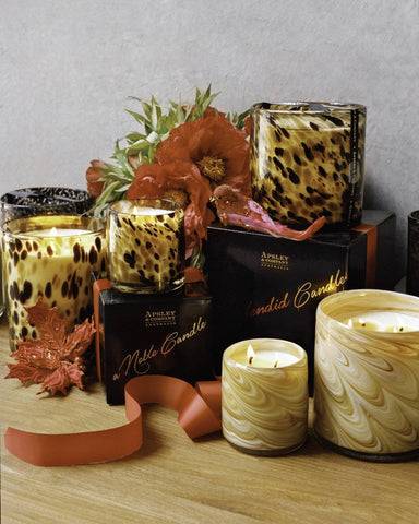 Image of Vesuvius 400g Luxury Candle - Apsley Australia
