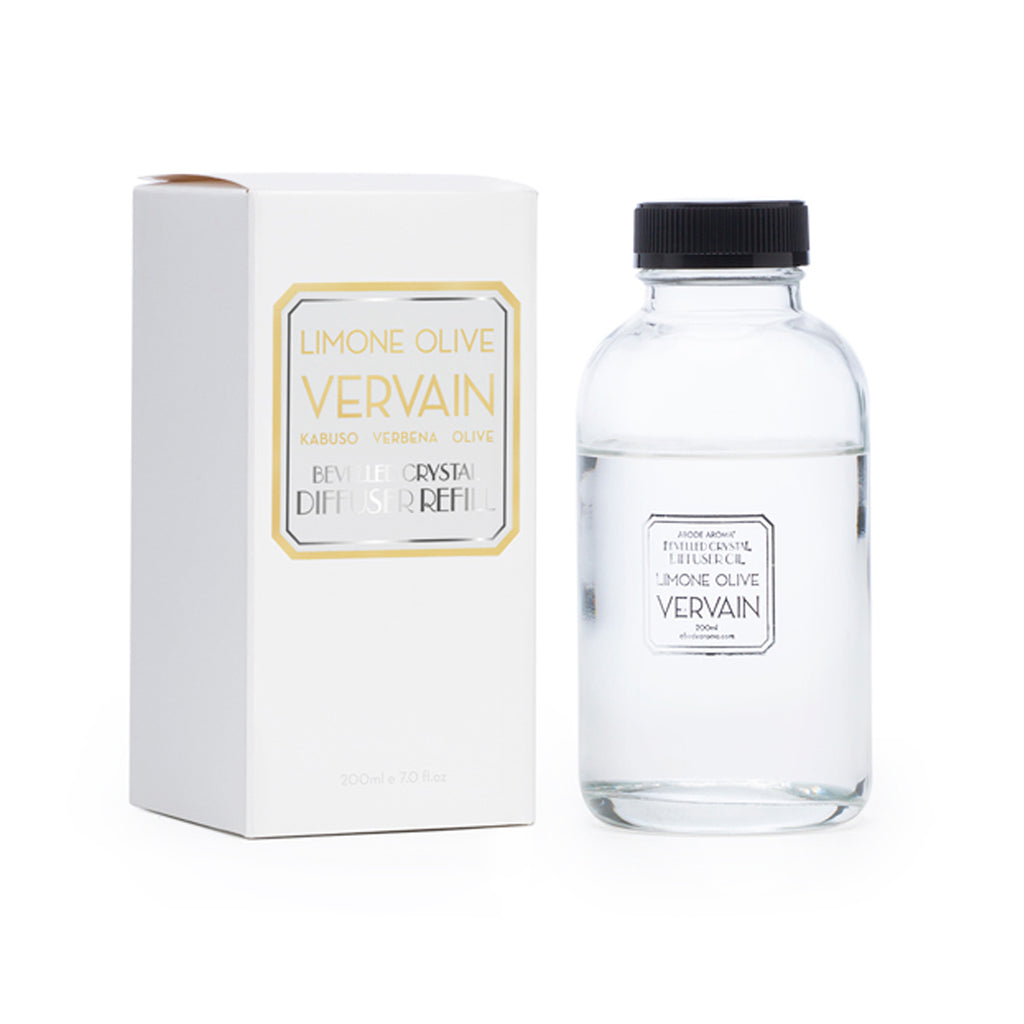 Limone Olive Vervaine 200ml Diffuser Refill
