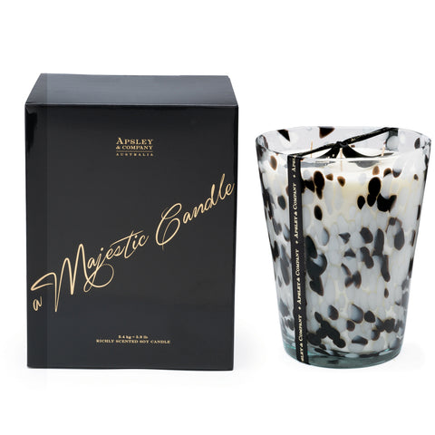 Image of Santorini 2.4kg Luxury Decorator Candle - Apsley Australia