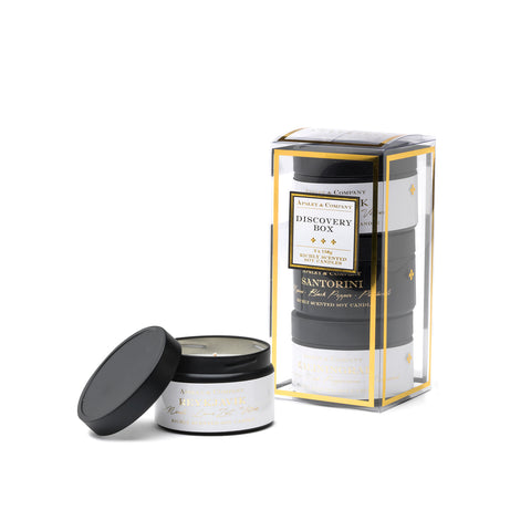 Luxury Candle Discovery Set A - Apsley Australia