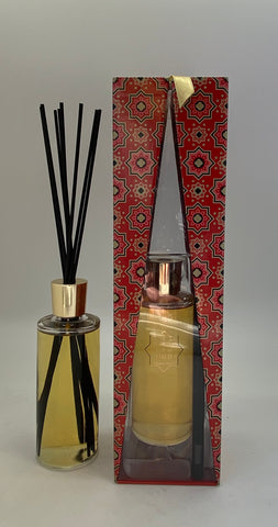 Image of Saffron Oud 180ml Reed Diffuser - Apsley Australia