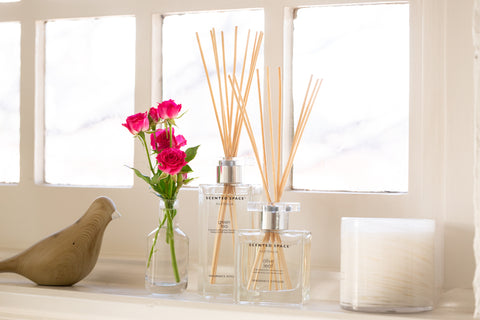 Olive Leaf 100ml Reed Diffuser