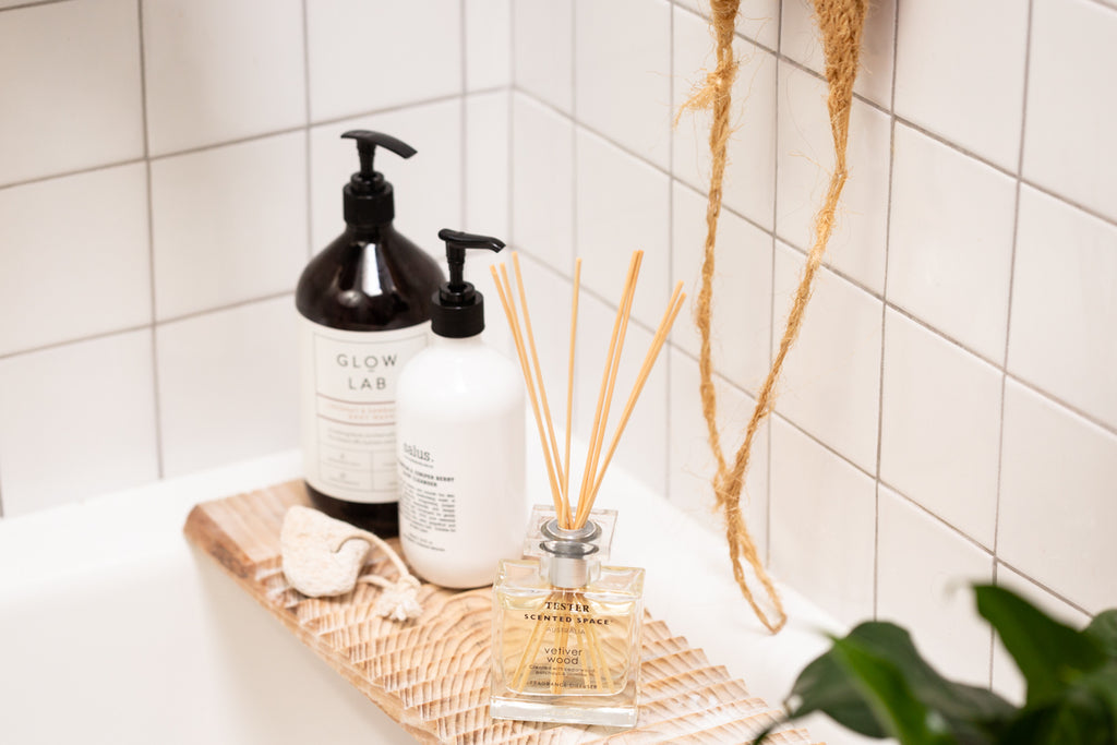 Vetiver Woods 100ml Reed Diffuser - Apsley Australia